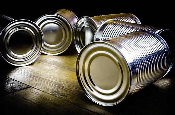 مزایای قوطی فلزی