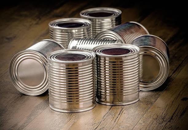 کاربرد های قوطی فلزی
